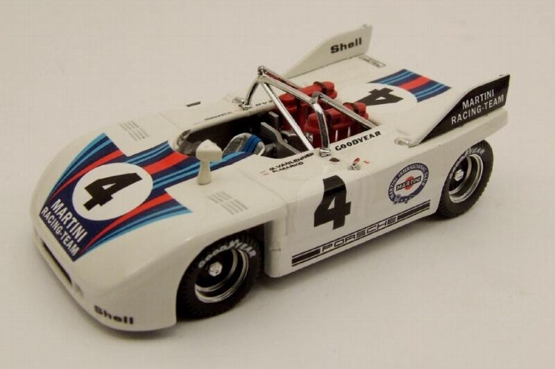 Porsche 908 3 MARTINI Marko-van Lennep  Nürburgring  1971 (Best 1 43   9316)