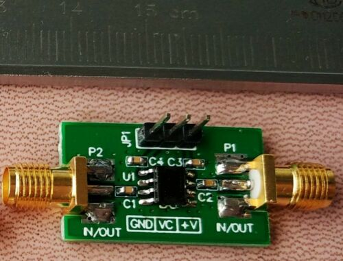 NEW 0.5-3G Voltage-controlled Attenuator 40DB 0-5V Control