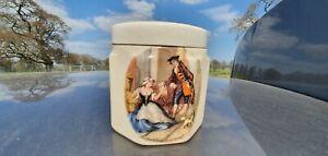 Vintage Frank Cooper Ltd Oxford Marmalade Pot Jar Sandland ware