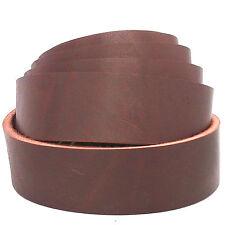 "Latigo Leather Strip 6' X 1-1/2"" 8 To 9 Oz. 4767-00 by Stecksstore"