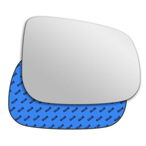 Main Droite Côté Conducteur Miroir Verre Pour Volvo C30 2010-2013 0131RS