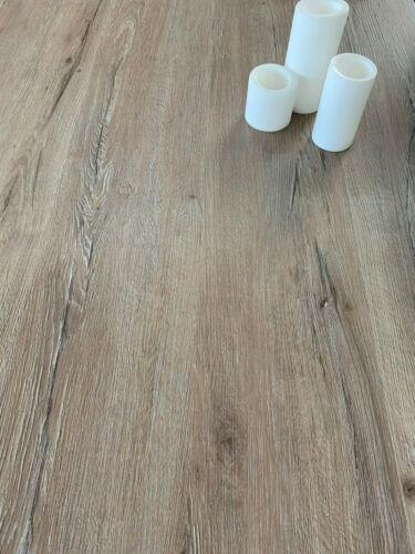 Dämmung /& Leiste ab18,99€//m² Klick Vinylboden Breitdiele XL River Eiche gekalkt