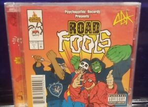 Anybody Killa - Road Fools CD DVD ABK twiztid insane clown posse esham blaze icp