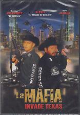 DVD  - La Mafia Invade Texas NEW Bernabe Melendez Y Alexis FAST SHIPPING !