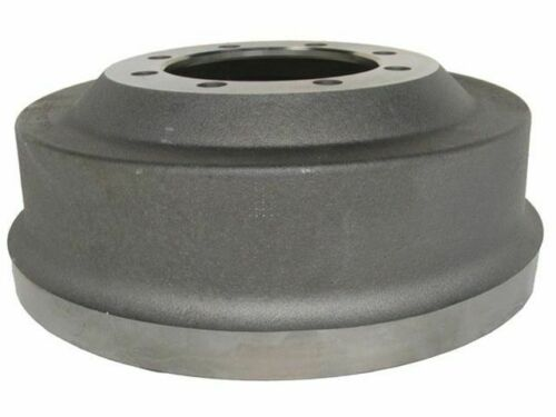Fits 1980-1989 Ford F250 Brake Drum Rear Raybestos 98258NR 1981 1982 1983 1984 1