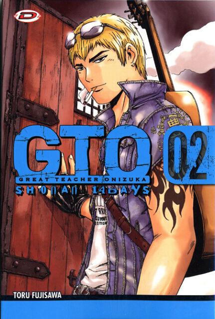 Manga - Dynit - GTO Shonan 14 Days 2 - Nuovo !!!
