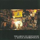 The Airing of Grievances by Titus Andronicus (CD, Jan-2009, XL Recordings/Beggars Group)