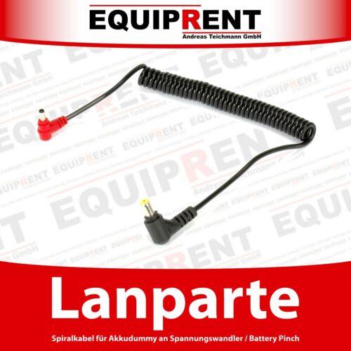 Lanparte dc electricidad colgarse ángulo conector 5.5mm//2.1mm /> 3.5mm//1.35mm eqc25