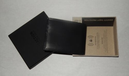 KENNETH COLE REACTION MEN/'S WALLET RFID PROTECCION BILLFOLD WALLET NWT