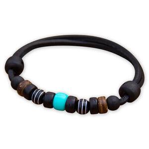 Surferarmband-Lederarmband-Armband-Leder-Herren-Damen-Herrenarmband-Damenarmband