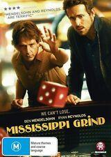Mississippi Grind - Lynette Howell NEW R4 DVD