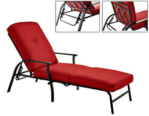 Image Is Loading Outdoor Chaise Lounge Chair Pool Day Bed Park