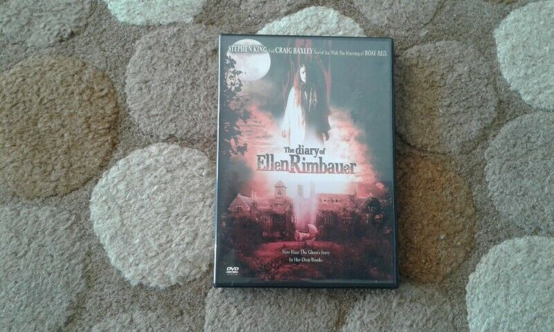 The diary of Ellen Rimbauer dvd for sale