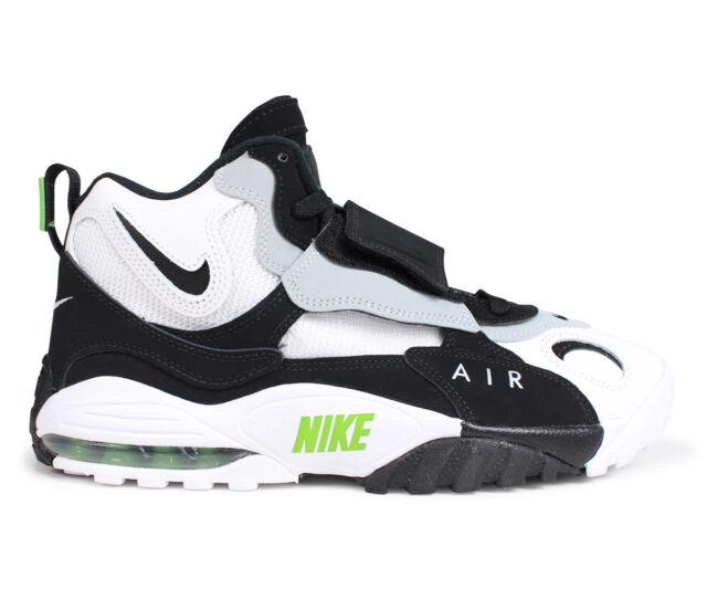 innovative design de2d7 fa055 Nike Air Max Speed Turf Chlorophyll White Black Grey 525225-103 Mens Sz 13  Shoes for sale online | eBay