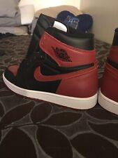 c49d14d428b3c Nike Air Jordan 1 Banned Logo Cap Snapback Black Premium SB 3.0 ...