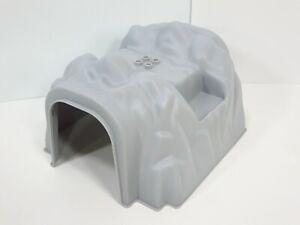 Thomas-Duplo-Lego-Block-Mountain-Grey-Gray-Structure-Cave