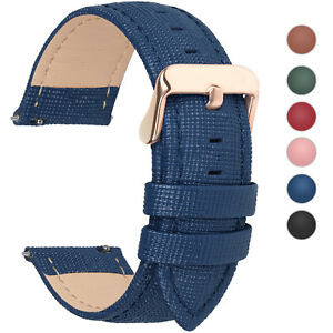 6-Colors-Fullmosa18-20-22-24mm-Quick-Release-Leather-Wrist-Watch-Band-Strap-Belt