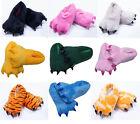 Onesie Slippers Kigurumi Pajamas Unisex Cosplay Animal Shoes Paw Claw 9 Colors