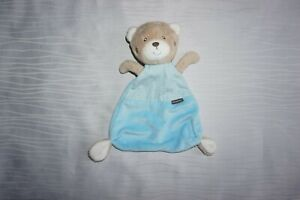 Schmusetuch Schnuffeltuch Babydream Bär blau NEU OVP