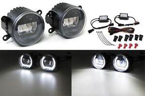 Luces-antiniebla-LED-con-Luces-DRL-dia-ejecutando-para-Renault-Laguna-II-III-y-Twingo