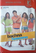 BACHNA AE HASEENO 2 DISC SPECIAL EDITION YESH RAJ FILMS ORIGINAL BOLLYWOOD DVD