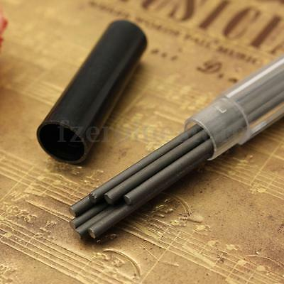2X 2mm Automatic Pencil Holder Lead Exam Special Handy HB Long-lasting Refills