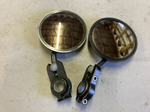 Aftermarket Motorcycle Bar End Mirrors