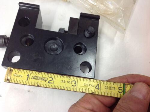 """80 x 45mm Bolt NEW 4162-2211-10 Okuma Lathe Bolt On Turning Block  1/"""" Square"""