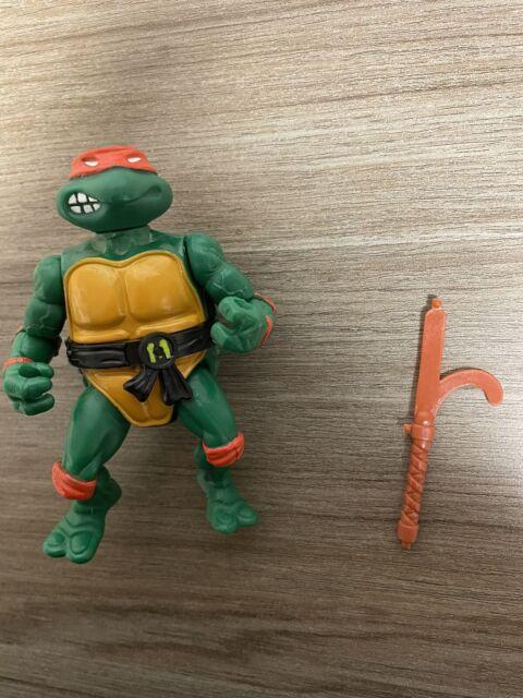 Vintage Ninja Turtles Michaelangelo Playmates Toys 1988