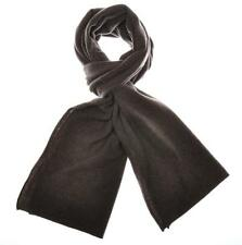 """Cruciani Scarf Cashmere 70"""" x 15"""" Brown Heathered Solid 42SF0150 $795"""
