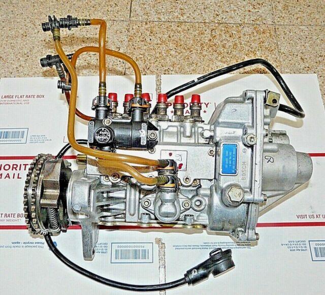 Mercedes-Benz OEM Diesel Fuel Injection Pump 6060700501 Bosch 0400196002