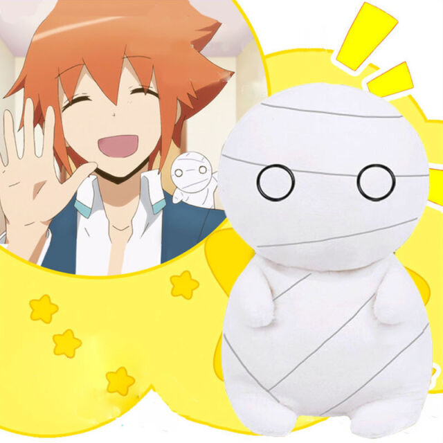 How To Keep A Mummy Big Plush 30cm Mi Kun Stuffed Animal Doll Furyu Japan For Sale Online Ebay Futabasha has published four tankōbon volumes since february 2016. anime how to keep a mummy sora kashiwagi mii mi kun plush doll stuffed toy gift