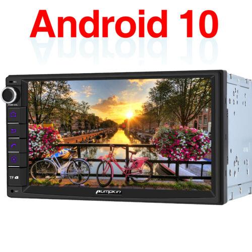 Pumpkin 2 DIN Android 10.0 Autoradio GPS NAVI OBD WIFI USB DAB Bluetooth RDS FM