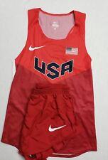 2901869095d item 4 Nike Pro Elite Team USA London Olympic Kit Mens X-Small new singlet  and shorts -Nike Pro Elite Team USA London Olympic Kit Mens X-Small new  singlet ...