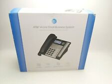 Atampt 4 Line Small Business System 1070 Phone