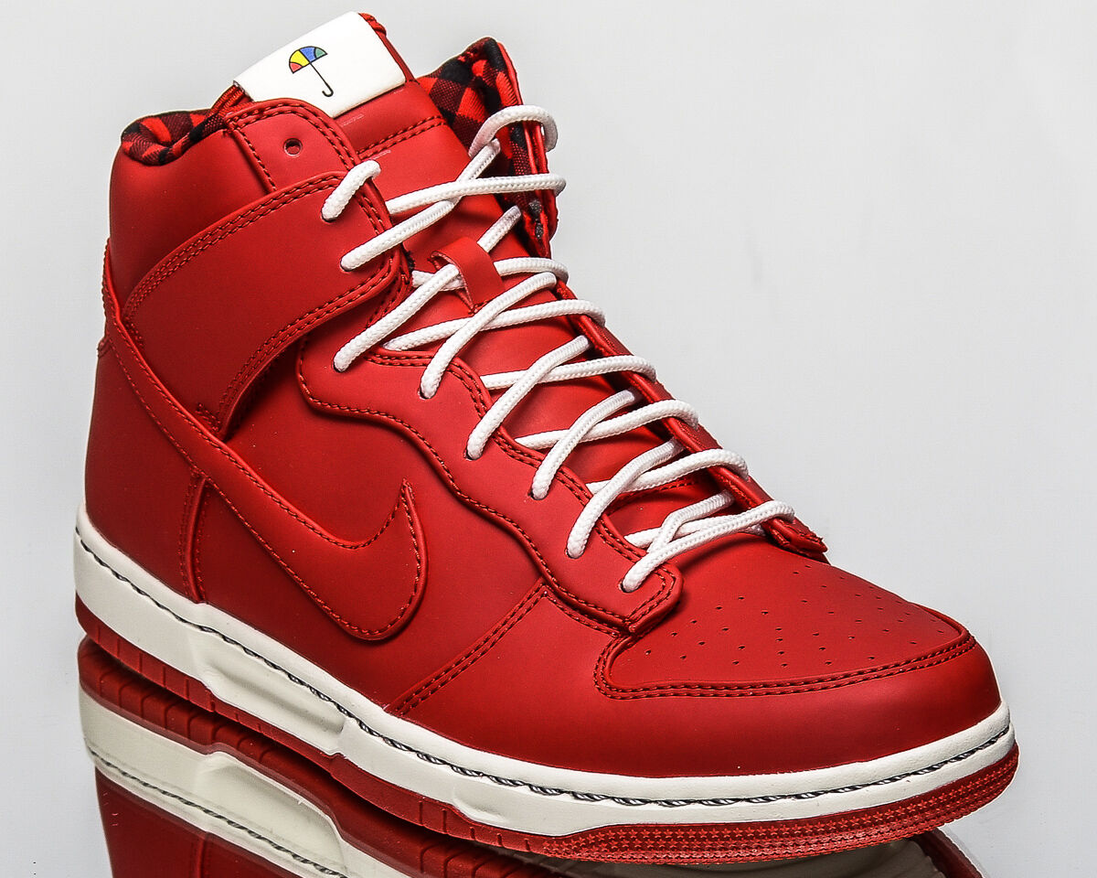 Nike Dunk Ultra Rain Jacket men lifestyle casual sneakers NEW red 845055-601