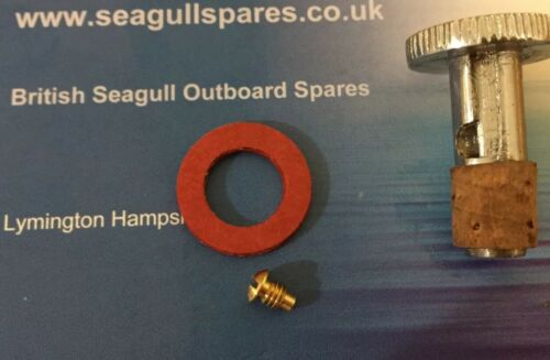 British Seagull Outboard  Engine Fuel Tap Plunger Kit NEW
