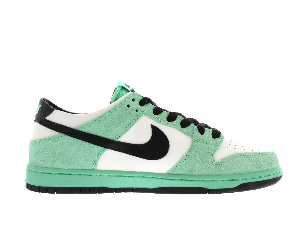 Nike verde e basso profilo bagliore verde Nike nero (bianco) (633) vertice scarpe da uomo a52c3f