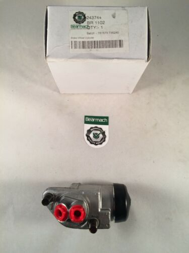 Bearmach Land Rover Series 2//3 RH Front Wheel Cylinder with 11 inch drum 243744