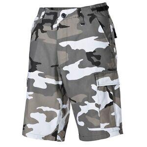 Us Bdu Bermuda Army Metro Urban Shorts Pantalon Court Avec Poche Latérale L Large-afficher Le Titre D'origine MatéRiau SéLectionné
