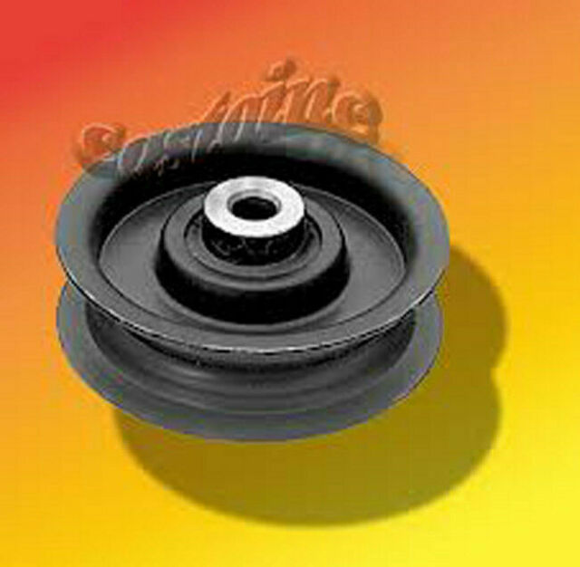 """8478 SNAPPER 7012124 FLAT IDLER PULLEY Fits Self propelled 21/"""" Commercial series"""
