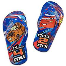 Disney Cars Lightning McQueen Mater Flip Flop Size 11/12 SOLD OUT