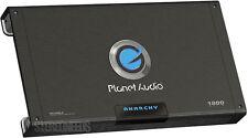 PLANET AUDIO AC1800.5 ANARCHY 1800 WATT 5/3 CHANNEL AMP CAR STEREO AMPLIFIER W@W