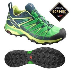 Detalles de Salomon X Ultra 3 41 46.5 Hombre Botas Senderismo Exterior Hiking Zapatos Nuevo