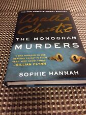 Hercule Poirot Mystery: The Monogram Murders by Sophie Hannah and Agatha Christ…