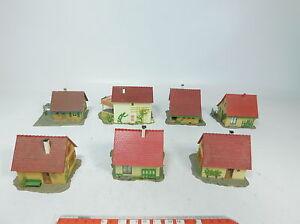 AZ769-1-7x-Faller-H0-Modell-EFH-Einfamilienhaus-Wohnhaus