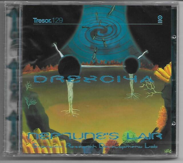 """DREXCIYA  """"Neptune´s Liar"""" CD 1999/tresor.129 - NEU/OVP/NEW/Sealed - bitte lesen"""