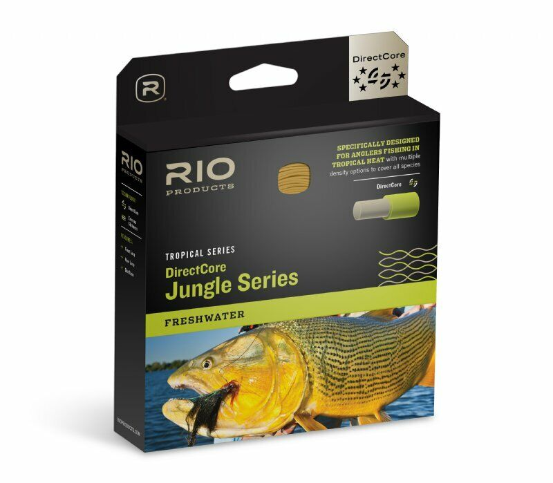 RIO DirectCore Jungle Fly Line  WF10F  New