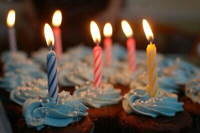 Strange 10 Pack 100 Relighting Pranks Tricks Magic Candles Kit For Funny Birthday Cards Online Barepcheapnameinfo