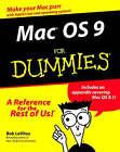 Mac OS 9 For Dummies by Bob LeVitus (Paperback, 1999)